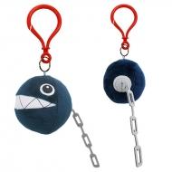 Animal Crossing - Peluche porte clés Chomp Mascotte 8cm