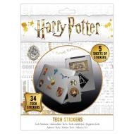 Harry Potter - Pack de 10 stickers tech Artefacts