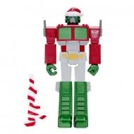 Transformers - Figurine ReAction Optimus Santa 10 cm
