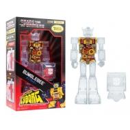 Transformers - Figurine Super Cyborg Bumblebee (Clear) 28 cm