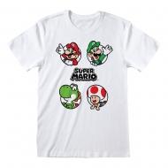 Super Mario - T-Shirt Circles