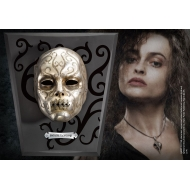 Harry Potter - Réplique masque Mangemort Bellatrix Lestrange