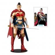 DC Comics - Figurine DC Multiverse Build A Wonder Woman 18 cm