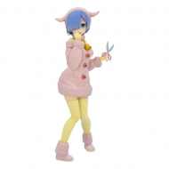 Re:ZERO SSS - Statuette Rem The Wolf and the Seven Kids Pastel Color Ver. 21 cm