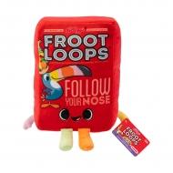 Kellogg's - Peluche POP! Kellogg's Froot Loops Cereal Box 18 cm