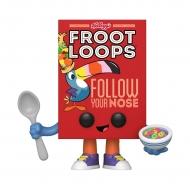 Kellogg's - Figurine POP! Froot Loops Cereal Box 9 cm