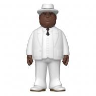 Notorious B.I.G - Figurine Biggie Smalls White Suit 13 cm