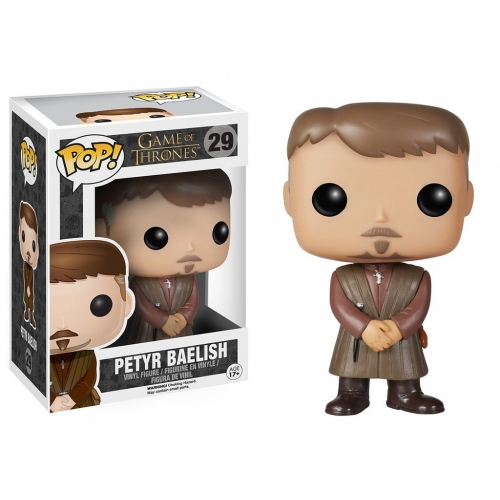 Game of Thrones - Figurine Pop Petyr Baelish 10cm