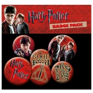 Harry Potter - Pack 6 badges Icons