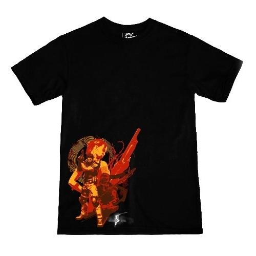 RESIDENT EVIL - T-Shirt Resident Evil 5 Furnace