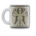 SIMPSONS - Mug Porcelaine Omer de Vinci