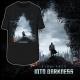 STAR TREK - Tee-Shirt Noir  Into Darkness