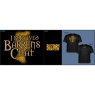 World of Warcraft - T-Shirt Barrens Chats