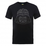 Star Wars - T-Shirt Vader Text Head
