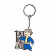 Fallout - 4 porte-clés caoutchouc Merchant