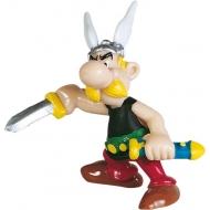 Astérix - Figurine Astérix tenant l' épée 6 cm