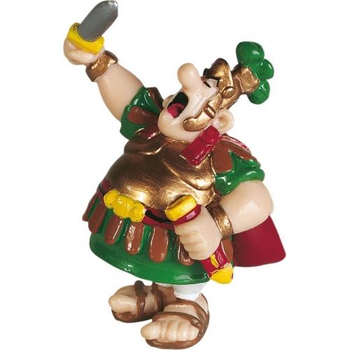 Astérix - Figurine Centurion avec son épée 8 cm