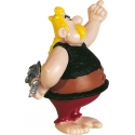 Astérix - Figurine Ordralfabétix le poissonnier 6 cm