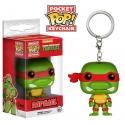 Tortues Ninja - Pocket Pop Raphael figurine 4cm Funko