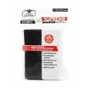 Ultimate Guard - 40 pochettes Supreme Sleeves taille Oversized Noir