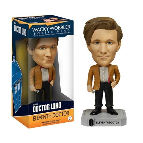 Doctor Who - Figurine BobbleHead 11th Doctor 18cm