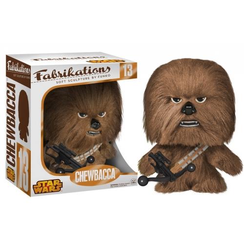 Star Wars - Peluche Chewbacca 15cm