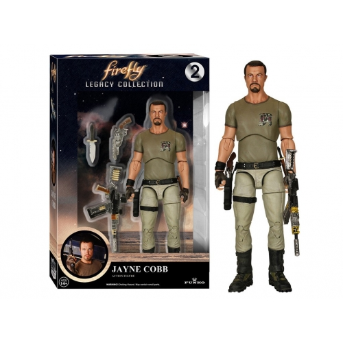 Firefly - Figurine Legacy Collection Jayne Cobb 15cm