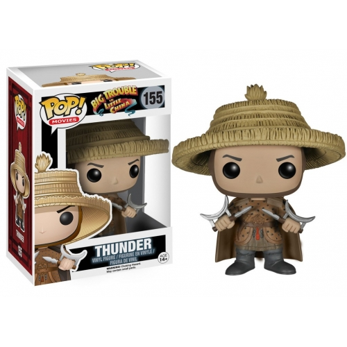 Big Trouble in Little China - Figurine Pop Thunder 9cm