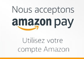 Nous Acceptons Amazon Pay