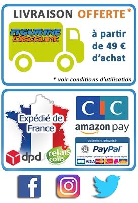 Livraison gratuite dès 49 euros d'achat